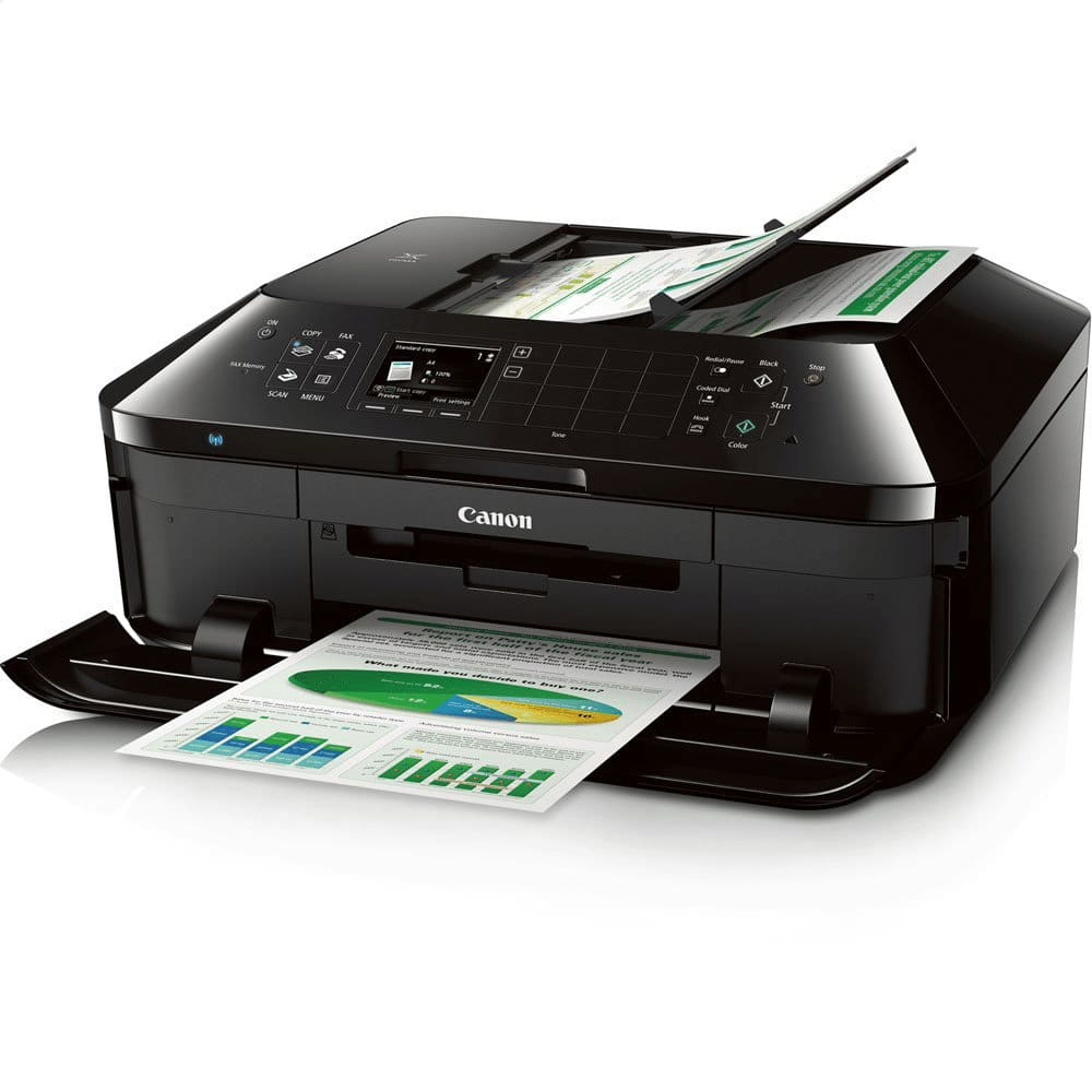 Canon PIXMA MX922 Wireless Inkjet Office All-In-One WiFi Printer CD/DVD Printing $70 + Free Shipping (eBay Daily Deal)