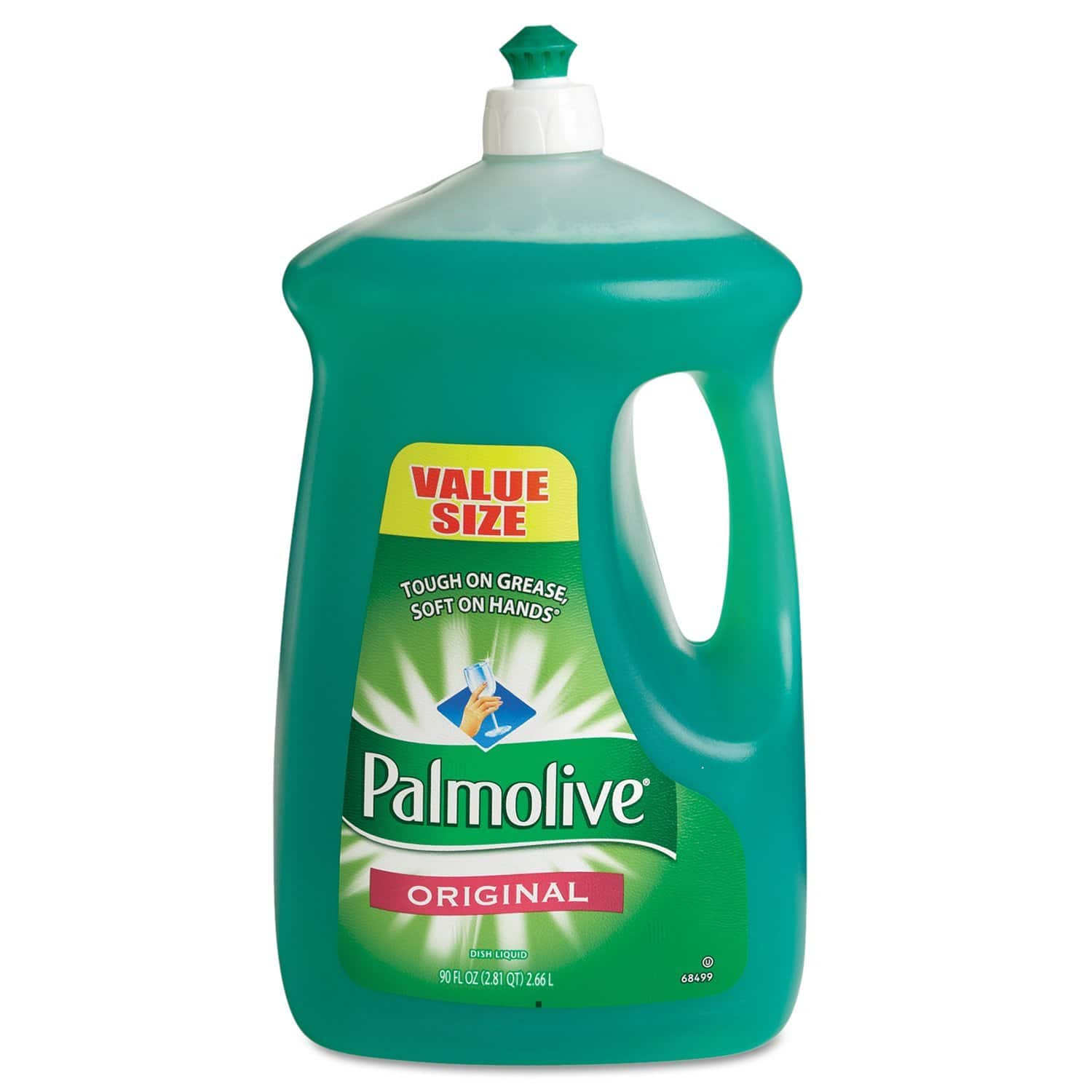 90-oz Bottle of Palmolive Dishwashing Liquid (Original Scent)  $5 + Free Store Pick-Up