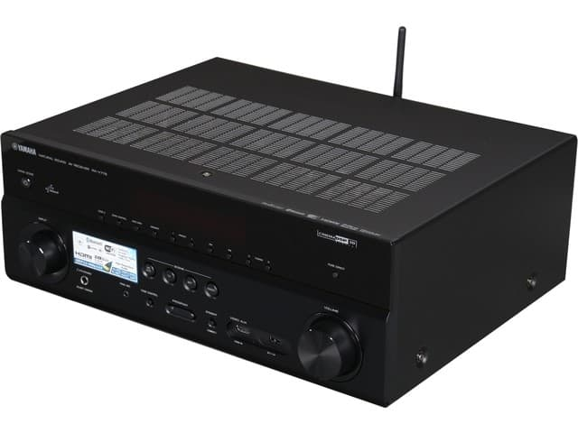 New Yamaha RX-V779 7.2-Channel Network AV receiver with Built-in Wi-Fi and Bluetooth - $409 + Free shipping (NEWEGG via eBay)