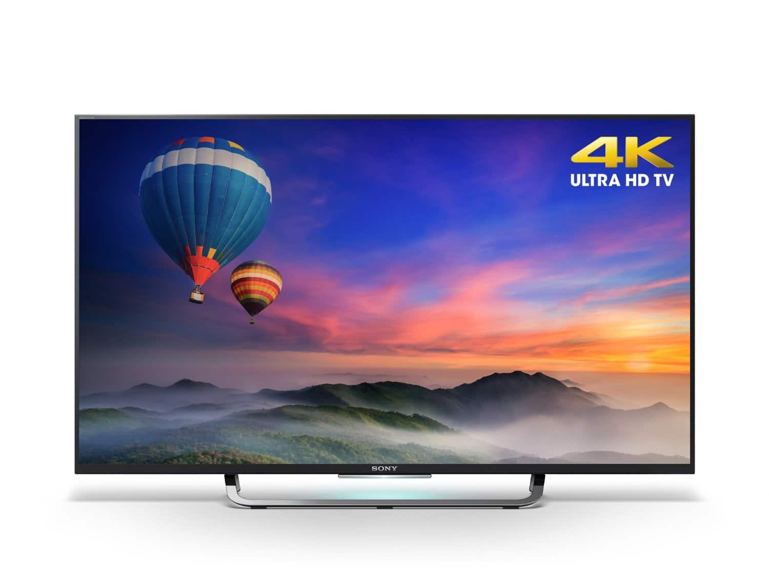 "43"" Sony XBR43X830C 4K UHD Smart LED HDTV + $200 Dell eGift Card $698 + Free Shipping"