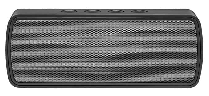 Insignia Portable Bluetooth Stereo Speaker (black, red, blue)  $10 + Free Store Pickup