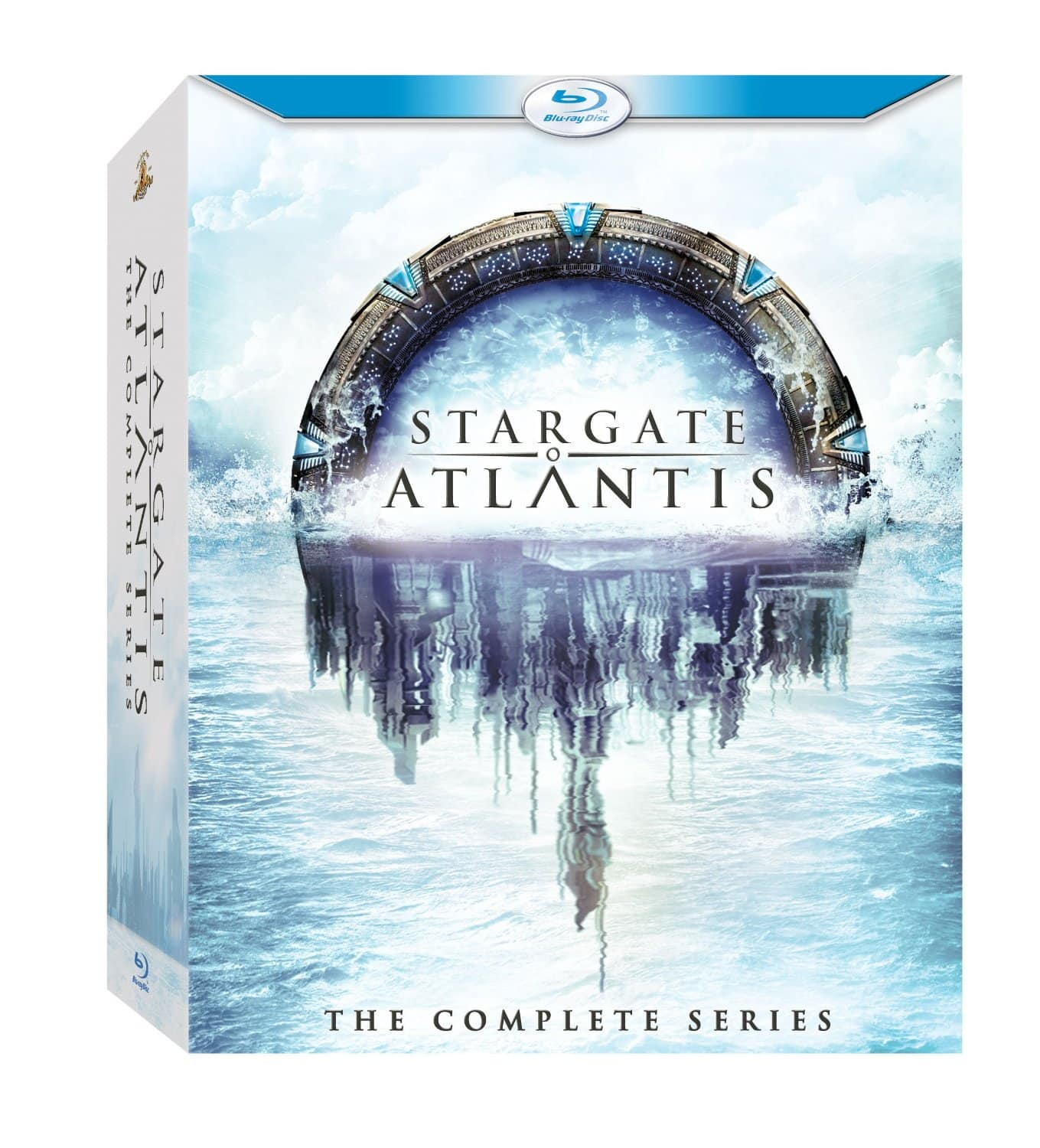 Stargate Atlantis: The Complete Series (Blu-ray)  $39 & More
