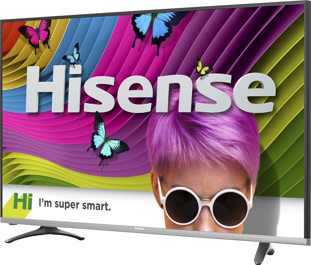 """50"""" Hisense 50H8C 4K UHD Smart LED HDTV w/ HDR  $380 + Free Shipping"""