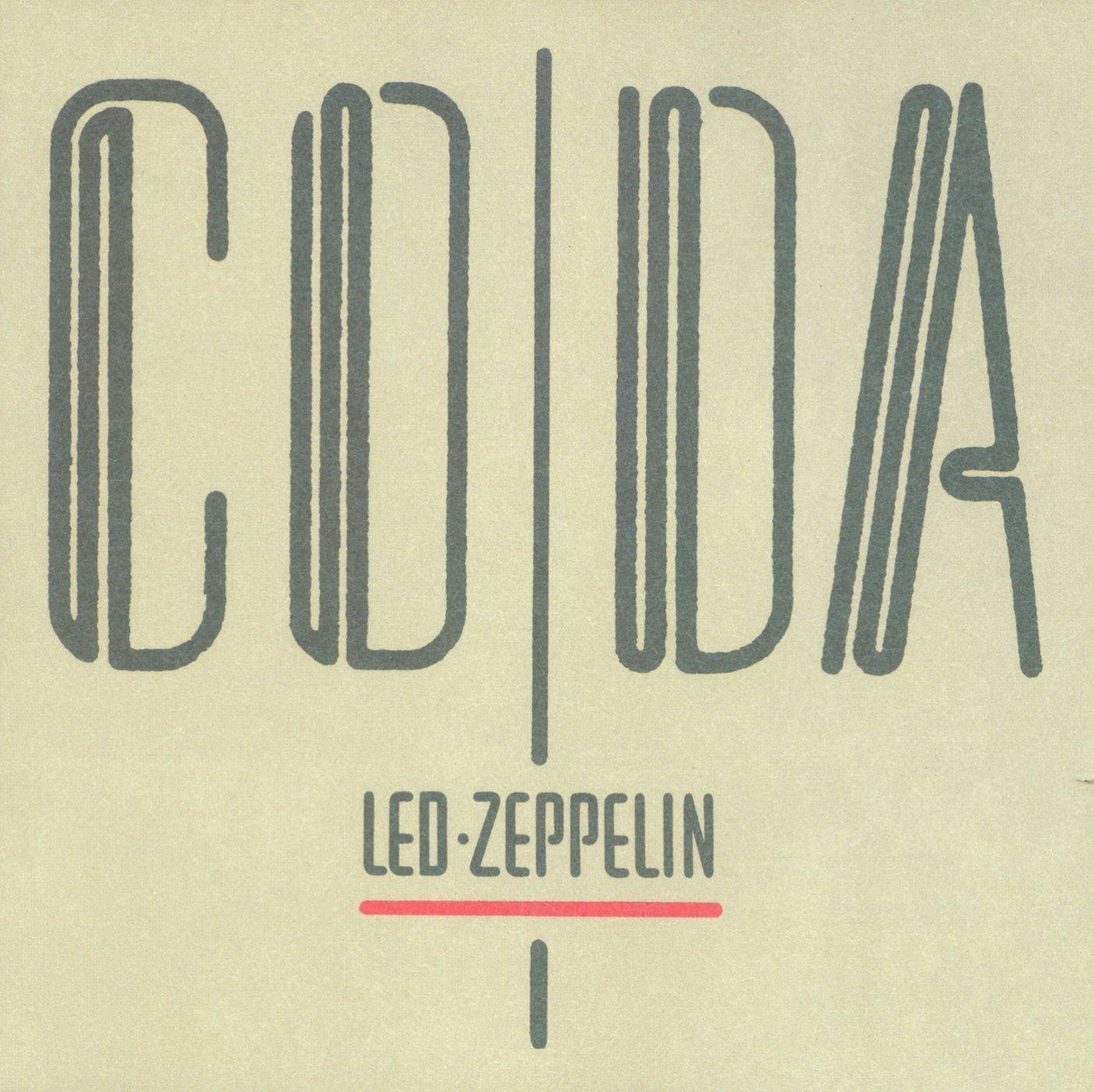 Led Zeppelin: Coda, Vinyl $7.99