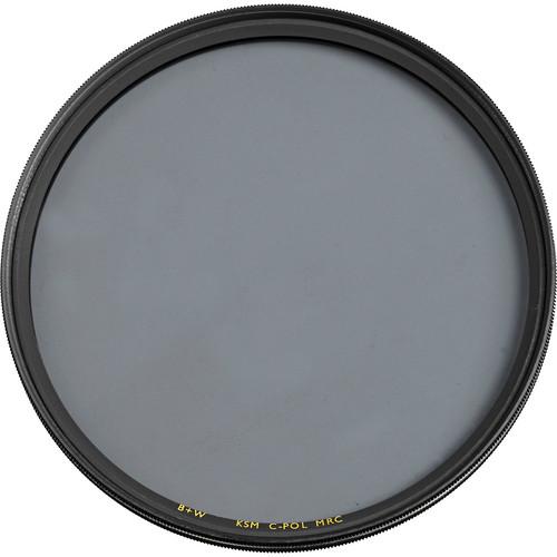 B+W 77mm Kaesemann Circular Polarizer MRC Filter $59.95 @ B&H Photo w/ Free Shipping
