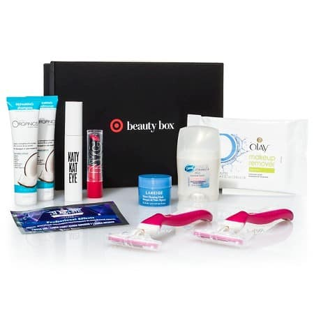 Target August Beauty Box: Back to College  $7 + Free Shipping