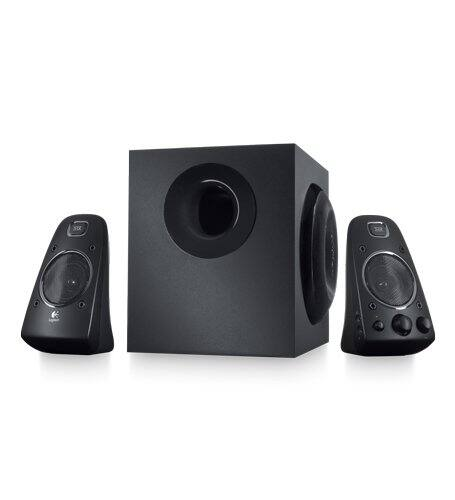 Logitech Z623 2.1-Channel 200-Watt Speaker System  $100 + Free Shipping