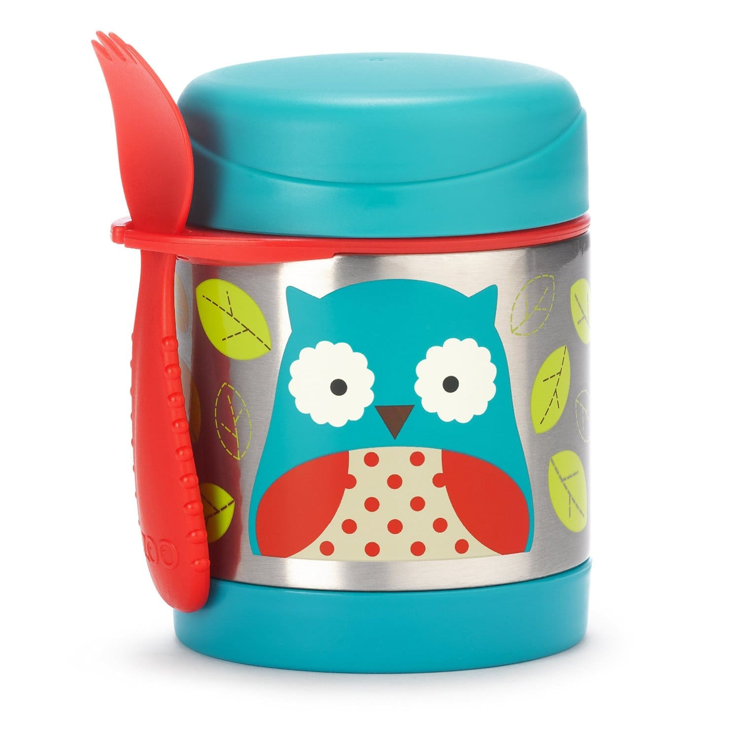 Skip Hop Zoo Insulated Food Jar (Owl)  $10.80