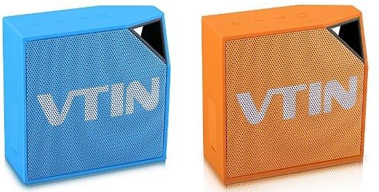 5w Vtin Cuber Waterproof Bluetooth 4.0 Speaker $11 @ Amazon