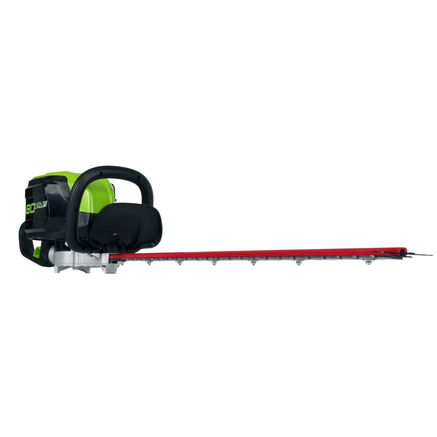 """GreenWorks Pro 80V Tools: Cordless Leaf Blower 500CFM w/ Battery + Charger $186, 16"""" String Trimmer w/ Battery & Charger $169 + Free Shipping"""