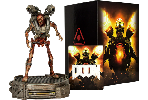 Doom: Collector's Edition: PS4 $55, Xbox One  $47 + Free Shipping
