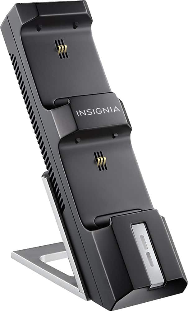 Insignia Dual-Controller Charger for Xbox One  $10 + Free Store Pick-Up