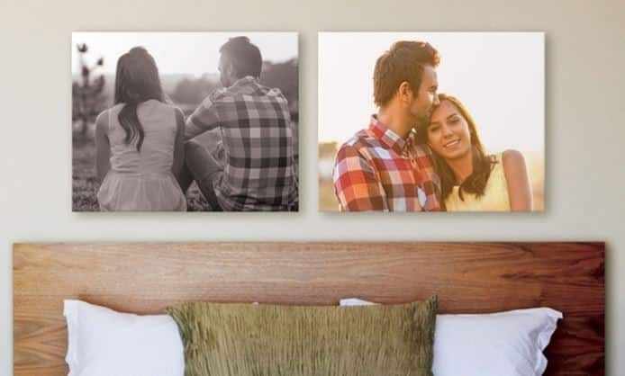 "Groupon - Two 16""x20"" Custom Premium Canvas Wraps + Free shipping from Canvas on Demand - $34.99"