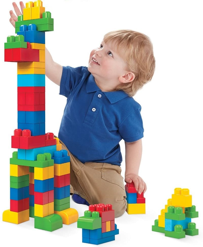 Mega Bloks 80-Piece Big Building Bag  $12.75 + Free Store Pick-Up