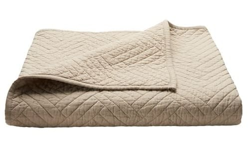 "Kohl's Cardholders: Sonoma Goods for Life 50""x60"" Quilted Throw  $14 + Free Shipping"