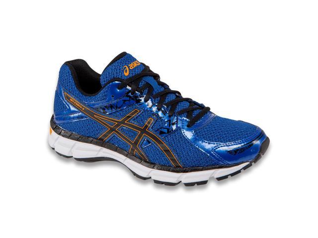 ASICS GEL Excite 3 Men's Running Shoes (Blue/Black/Orange)  $28 + Free Shipping