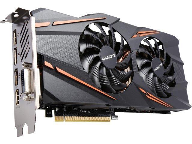 Gigabyte GeForce GTX 1070 Windforce OC 8GB GDDR5 Video Card  $390 (w/ VISA Checkout)