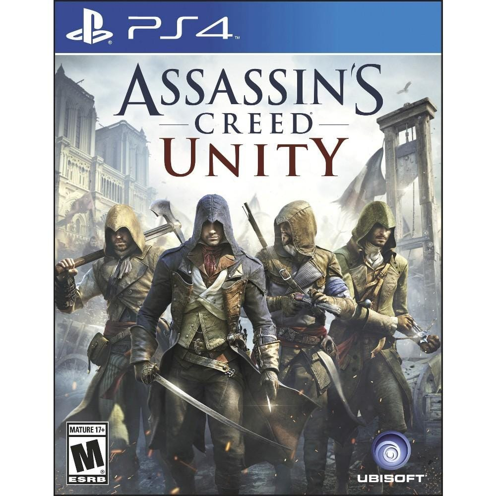 $4.88 - Assassin's Creed: Unity PS4 - Pre-Owned - Walmart