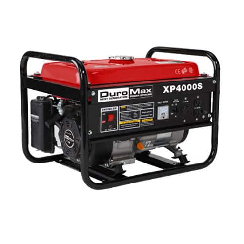 DuroMax 4000 Watt Gas Powered RV Camping Portable Generator RV Camping $210 + Free Shipping (eBay Daily Deal)