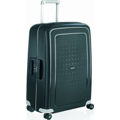 "Samsonite S'Cure 28"" Zipperless Hardside Spinner Luggage $129 AC + Free Shipping!"