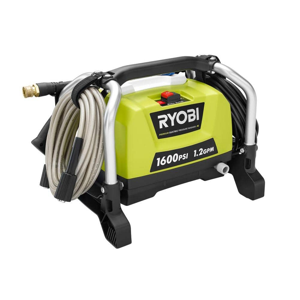Ryobi 1600-PSI Electric Pressure Washer (Refurbished) $70 (or less) + Free Shipping at Home Depot