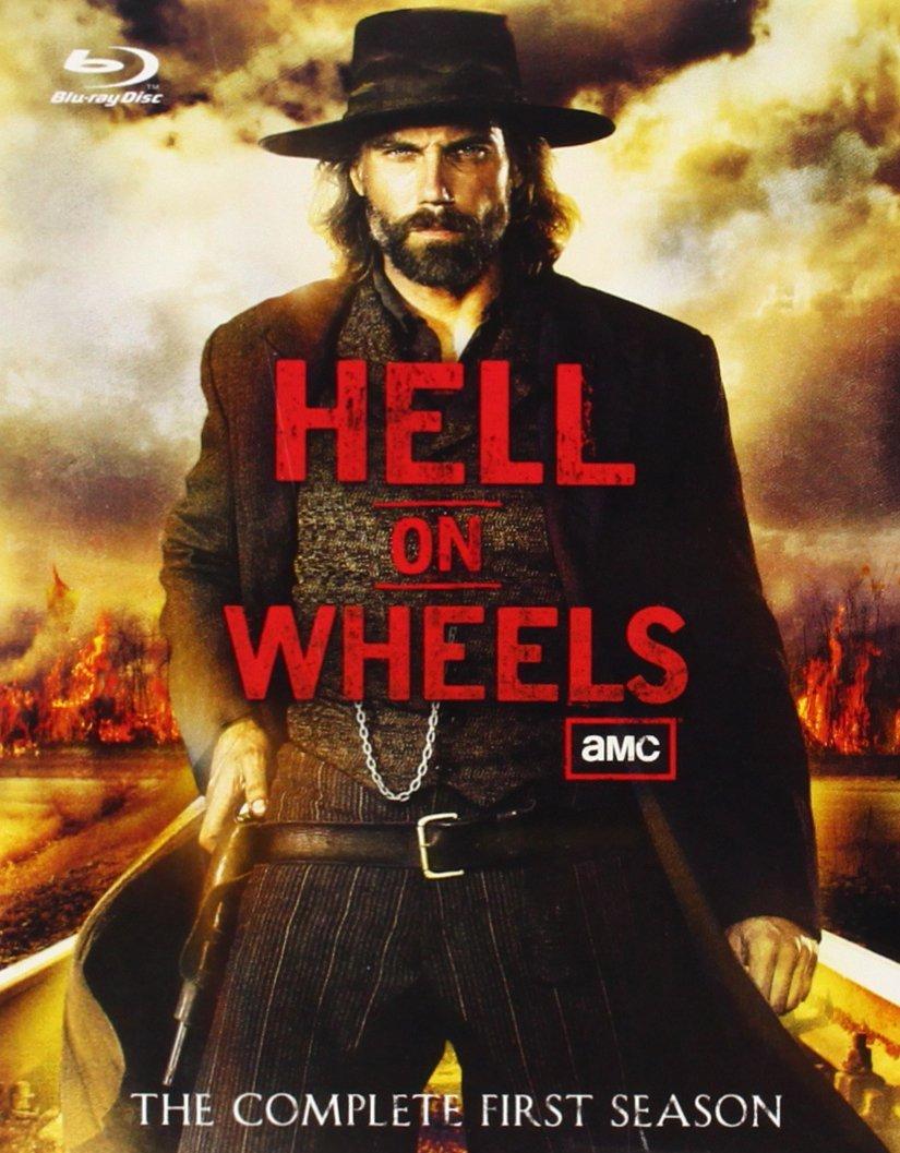 Hell On Wheels: Season 1 (Blu-Ray)  $7