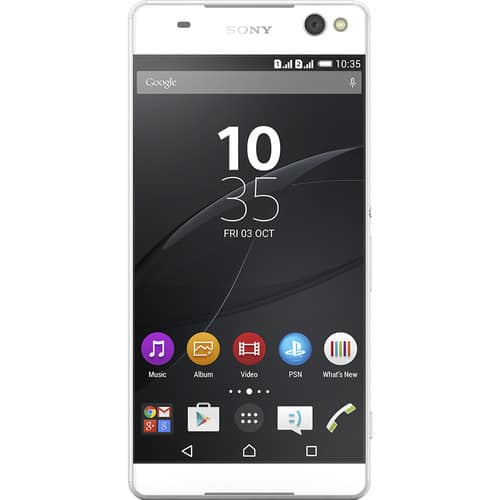 16GB Sony Xperia C5 Ultra Unlocked GSM Smartphone  $190 + Free Shipping