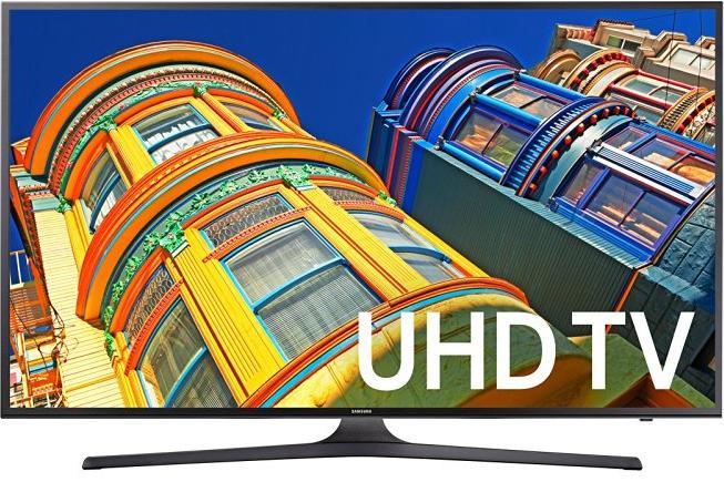 Samsung 60 Inch 4K Smart TV UN60KU6300F + $300 eGift Card for $999.99