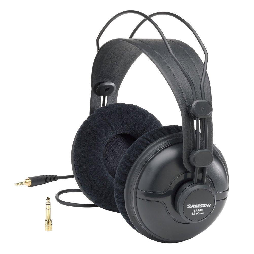 Samson SR-950 Headphones $30 + free shipping
