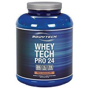 Vitamin Shoppe: 4x 5-lb Whey Tech Pro 24 Protein Powder  $128 + Free Shipping
