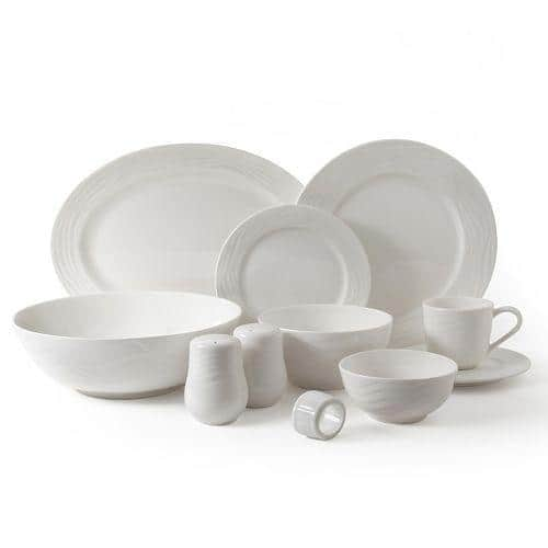 Gibson Eventide 46 Piece Dinnerware Set - $25.19 + FS (Kohls Charge Required)