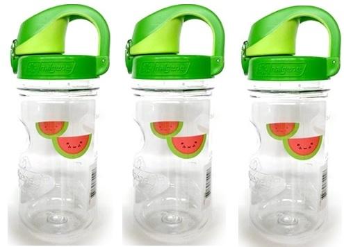 3 Nalgene Kids OTF 12oz water bottles $12 shipped