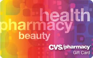 $100 gift cards : CVS or Cabela's $88 + Free mail delivery (svmgiftcards via eBay)