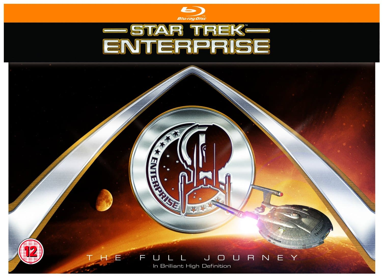 Star Trek: Enterprise: The Full Journey (Region Free Blu-ray) $40.87 Shipped