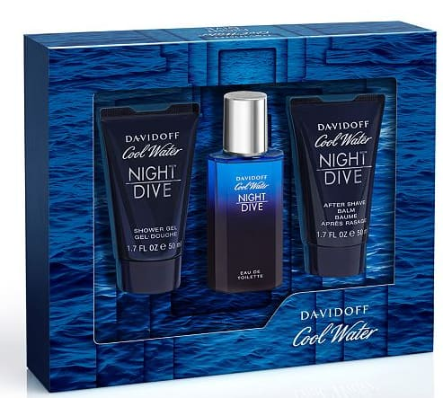 Kohl's Cardholders: Davidoff Cool Water Men's Cologne Gift Set  $12.90 + Free Shipping