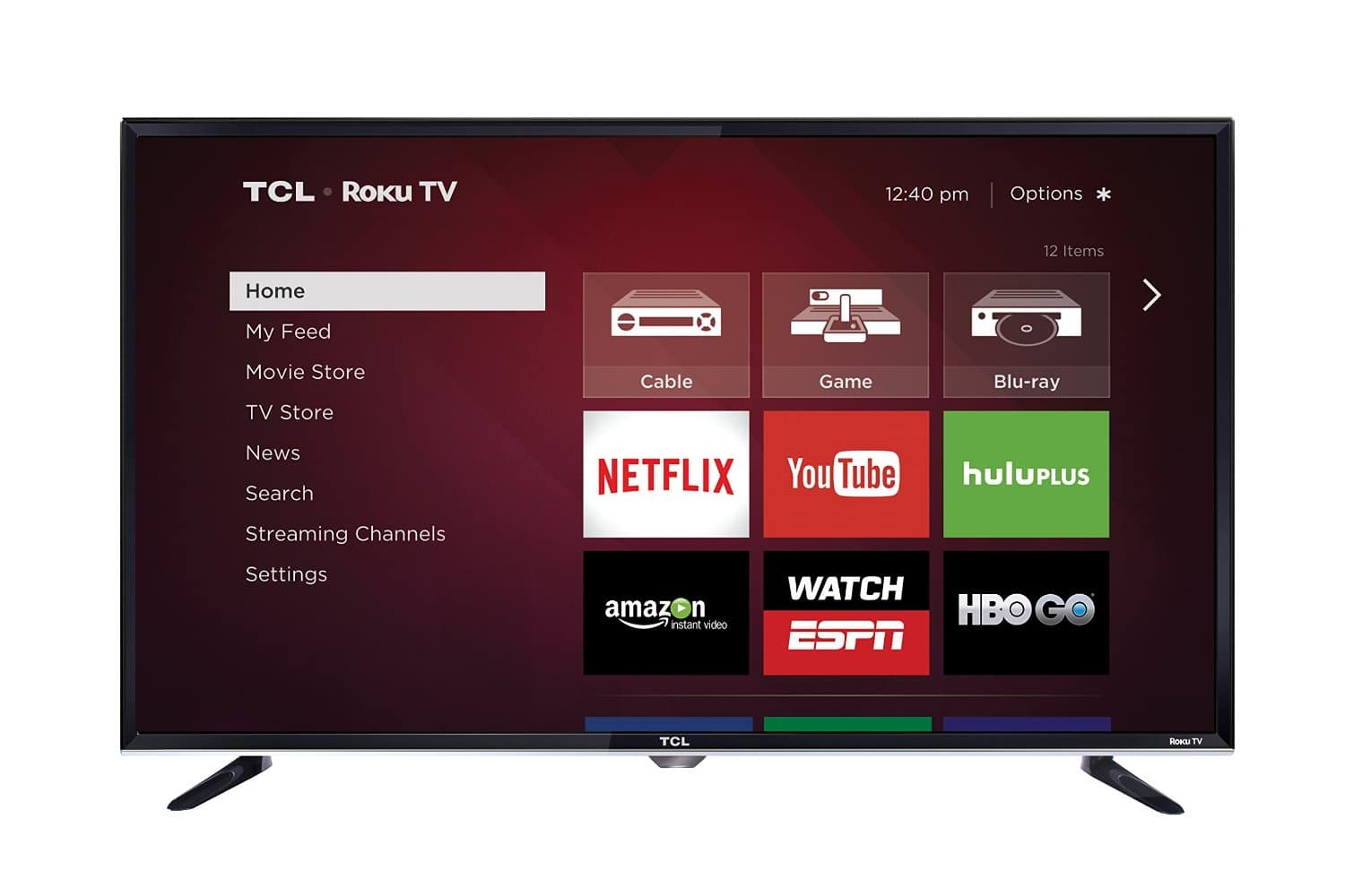 "40"" TCL 40FS3800 Smart LED HDTV + $100 Dell eGift Card  $240 + Free Shipping"
