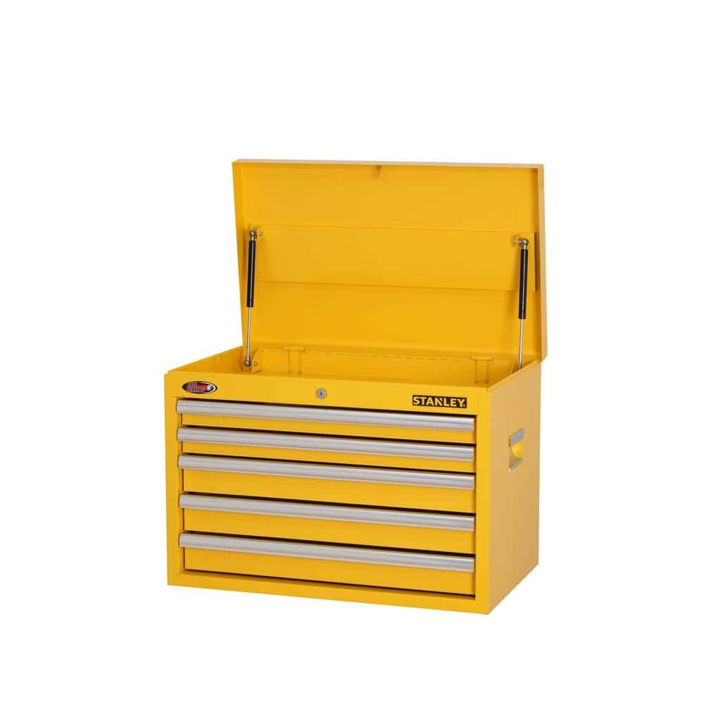 "Stanley 26"" 5-Drawer Tool Chest  $77.50 + Free Store Pick-Up"