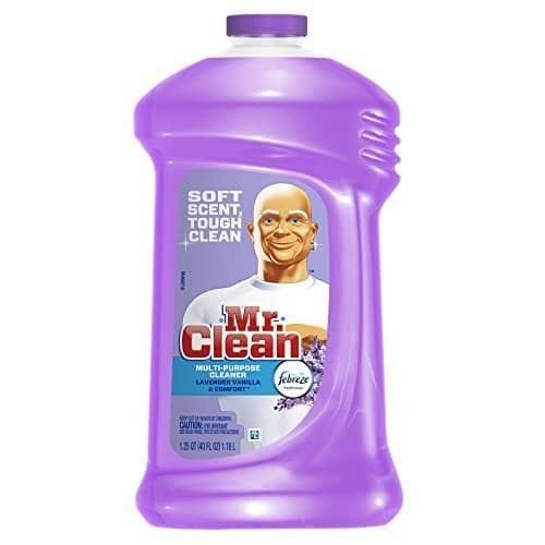Prime Members: 40oz Mr. Clean Multi-Purpose Cleaner w/ Febreeze $1.62 + Free Shipping