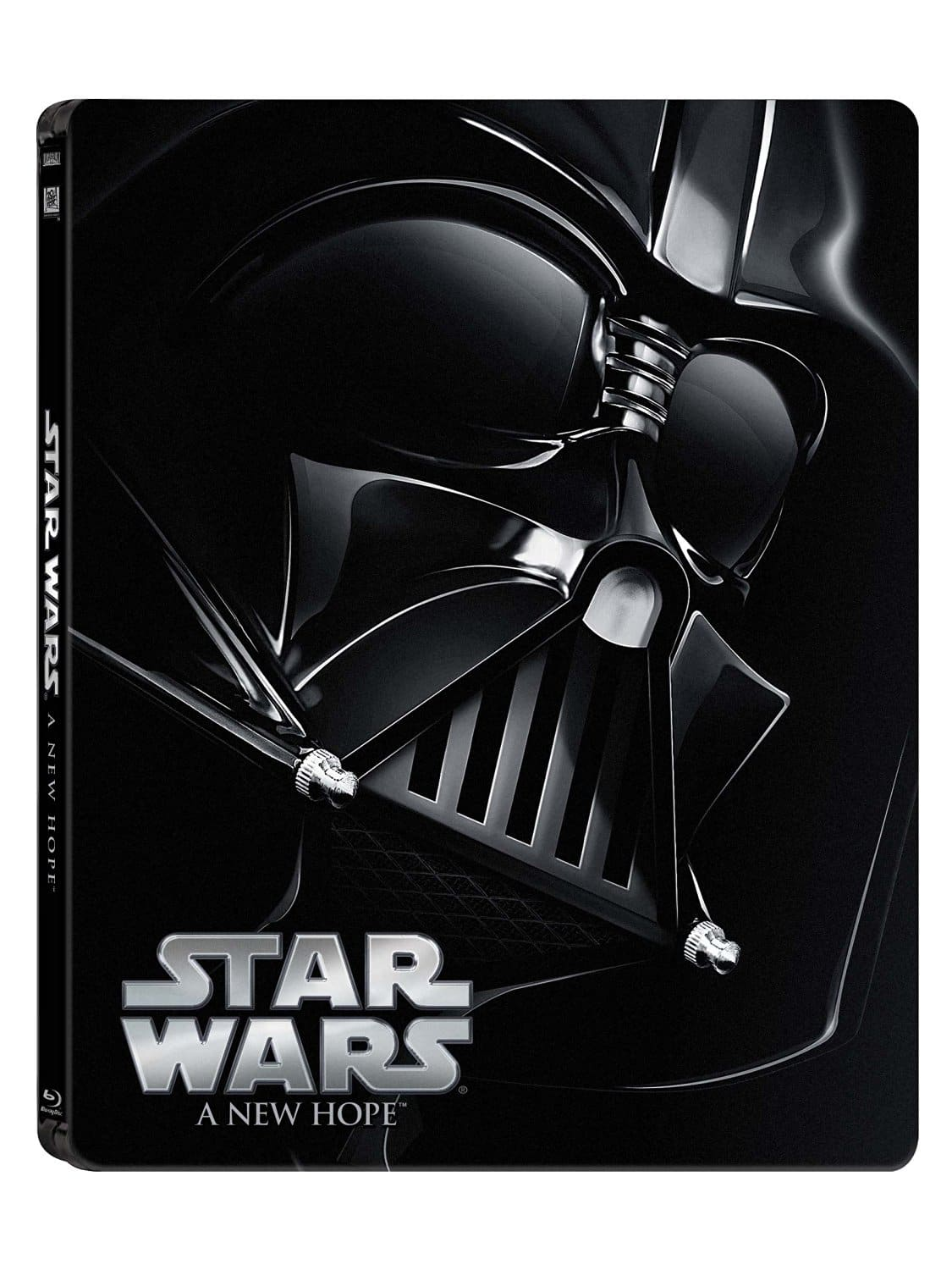 Star Wars Blu-Ray Steelbooks: Episode I-IV  $10 each + Free Store Pick-Up