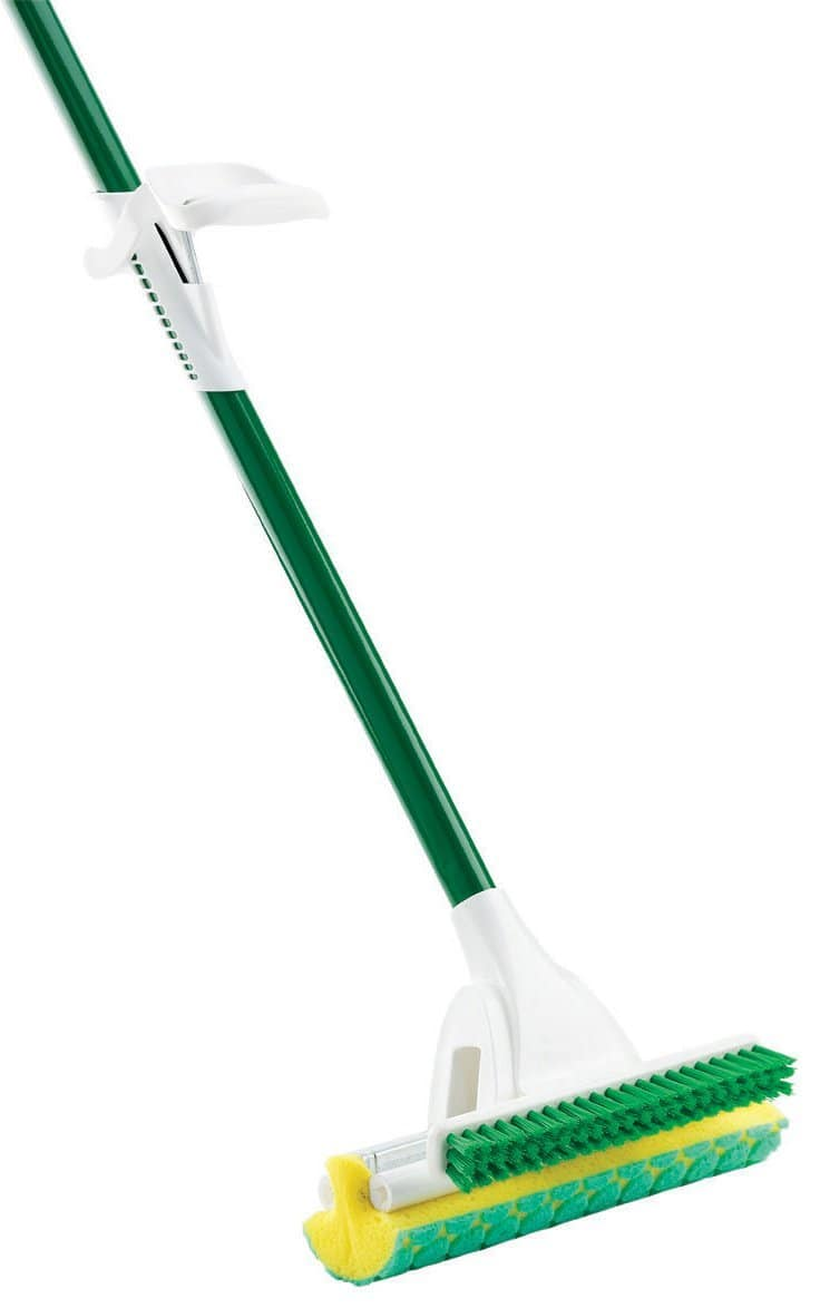 Free Nitty Gritty Roller Mop From Libman