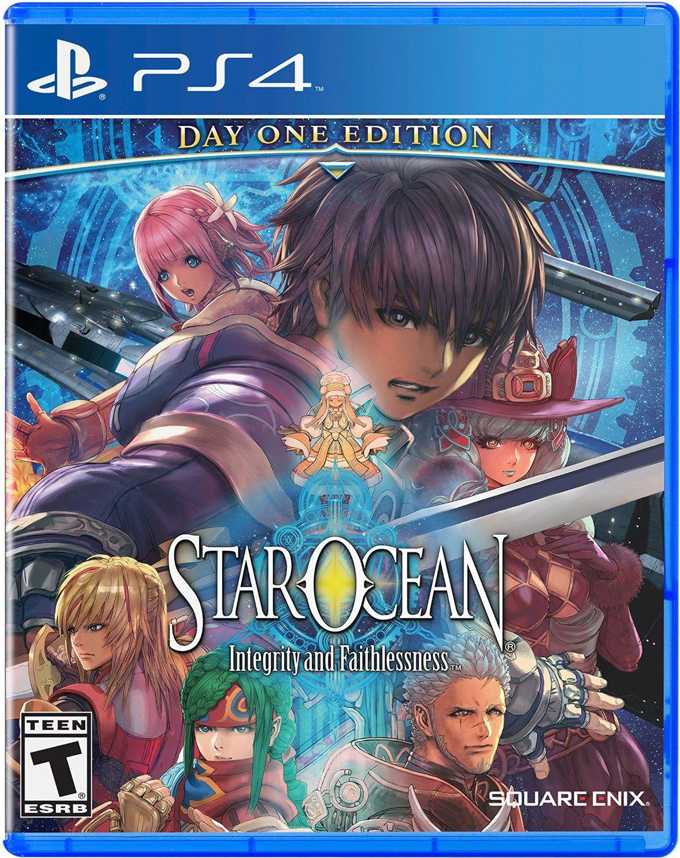 Star Ocean: Integrity and Faithlessness (PS4)  $30