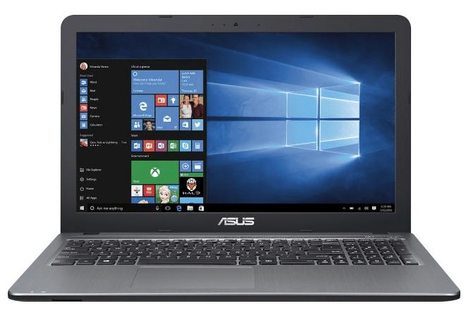 """Asus - VivoBook X540SA 15.6"""" Laptop - Intel Pentium - 4GB Memory - 500 GB Hard Drive - $199.99 @ Best Buy"""