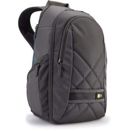 Case Logic CPL-108 DSLR Camera and iPad/Netbook Backpack (Gray)  $25 & More + Free S&H