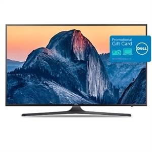 "55"" Samsung UN55KU6300FXZA 4K UHD Smart LED HDTV + $250 Dell eGift Card $799.99 + Free Shipping"