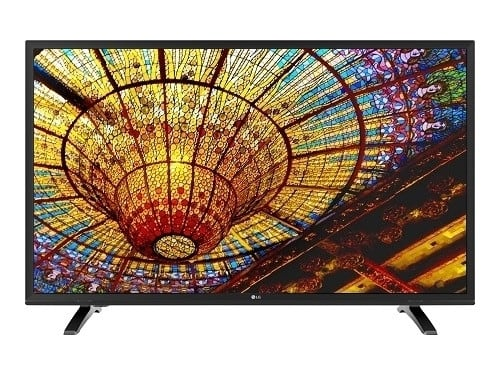 LG LG 32 Inch LED TV 32LH500B HDT + $100 Dell Promo GC - $169
