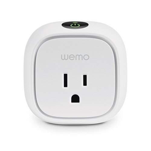 Belkin WeMo WiFi-Enabled Products: WeMo Light Switch $30, WeMo Smart Plug  $23 & More