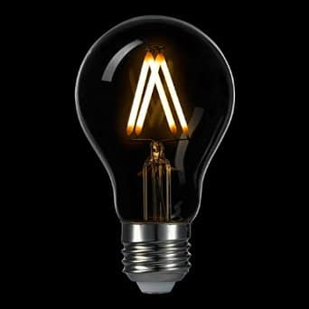 Lightstory Edison Non-dimmable Vintage LED Filament Bulb  $2