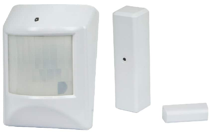 Monoprice Z-Wave: Motion Detector w/ Temp Sensor $23, Door & Window Sensor  $20 + Free Shipping