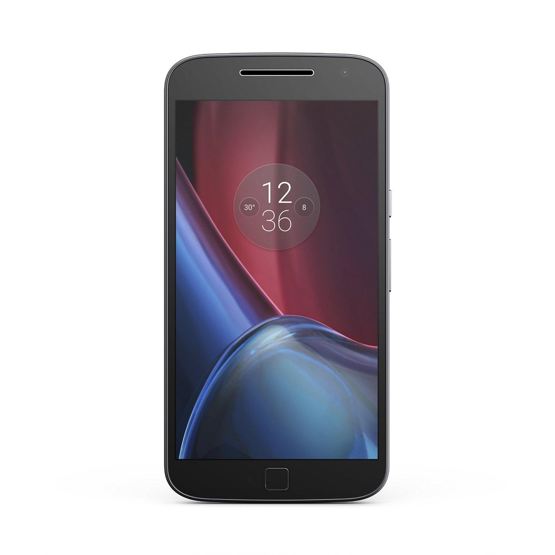 64GB Motorola Moto G4 Plus Unlocked Smart Phone  $206