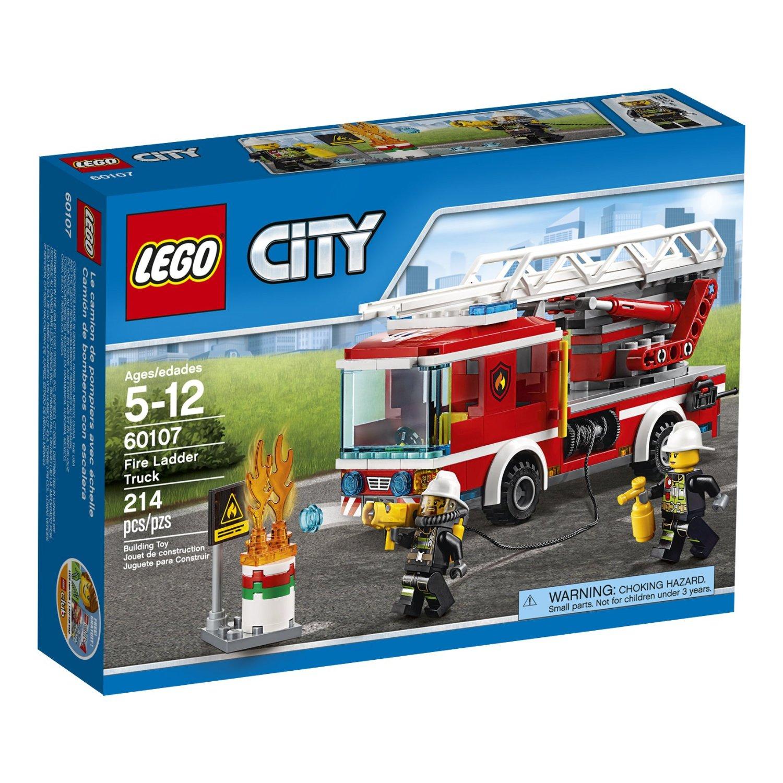 LEGO City Fire Truck. $13.43 @ amazon.com & Target